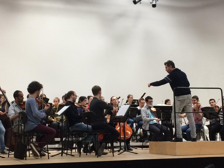 Franz-Josef Hauser Dirigent